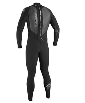 O'Neill Wetsuits Herren Neoprenanzug Reactor 3/2 mm Full Wetsuit, Black, M, 3798-A05 -