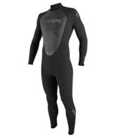 O'Neill Wetsuits Herren Neoprenanzug Reactor 3/2 mm Full Wetsuit, Black, M, 3798-A05 -