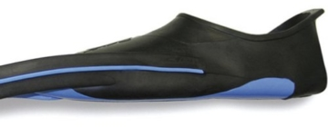 Cressi, Unisex Schwimm Flossen Light - Made in Italy, Blau, Gr. 41/42 EU,DP182041 -